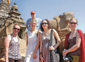 AP, Telangana last on foreign tourists' list among south-Indian states