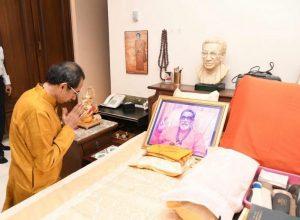 Udhav Thackrey to be sworn in as Maha CM on 28 Nov
