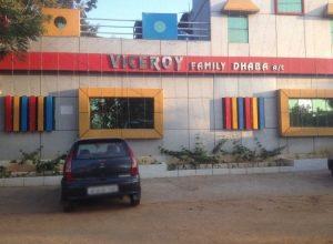 Selling above MRP: Rangareddy Legal Metrology books Viceroy Family Restaurant