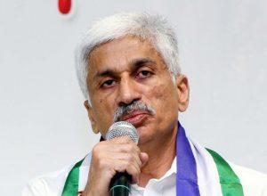 Vijayasai Reddy's tweets trigger speculation on further investigations
