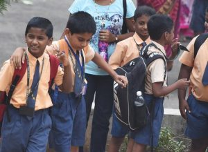 After Kerala, Telangana schools to have 'water bells'.