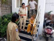 Inebriated woman allegedly attacks female constables in Banjara Hills police station