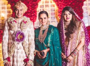 Perfect Hyderabadi wedding of Sania's sister Anam and Azhar's Son Assad