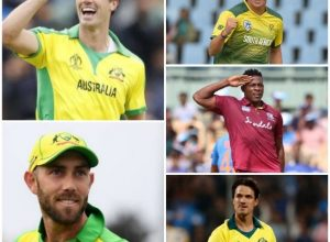 Five most expensive players from the IPL 2020 auction