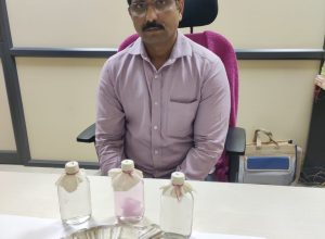 TSSPDCL officer caught red-handed while taking bribe of Rs. 25,000