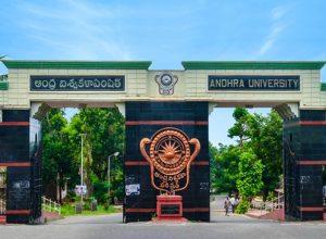 Data of 16, 800 Andhra University candidates leaked