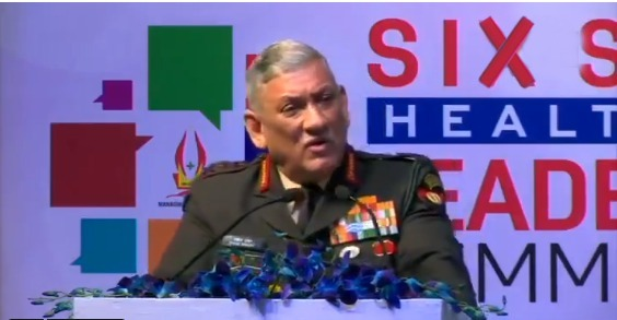 Controversy over Army chief's 'political' view on CAA protest