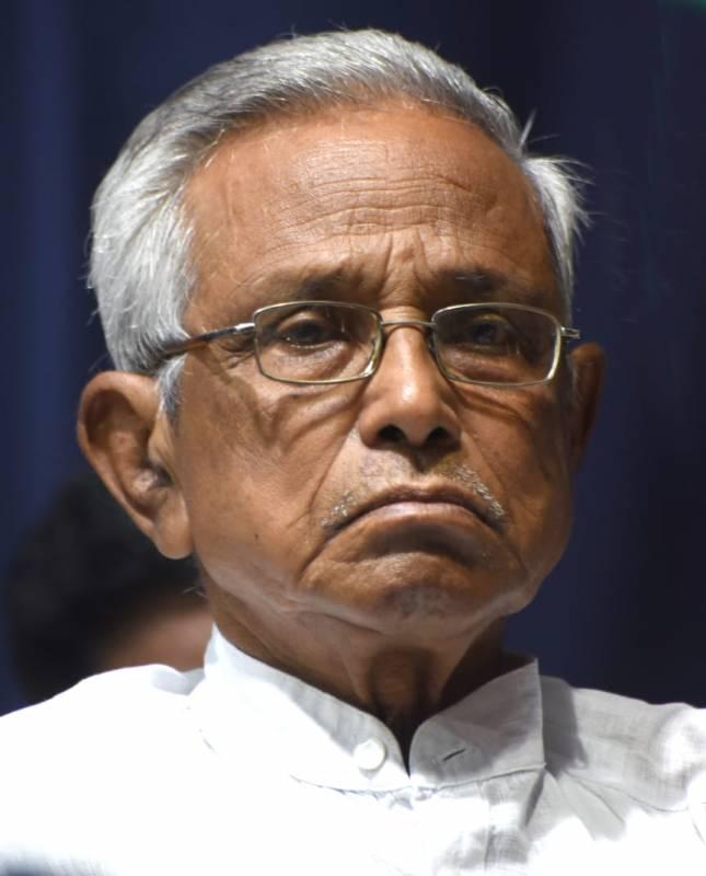Former CPI(ML) Janashakti emissary Chandranna passes away