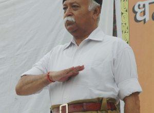 V Hanumanth Rao files plaint against RSS's chief Mohan Bhagwat