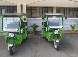 For a greener commute effort at UoH, E-auto rickshaws pressed in