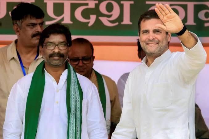 JMM-led alliance wins majority in Jharkhand: AIMIM fails to open account