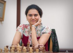 Grandmaster Koneru Humpy crowned as world rapid chess champion