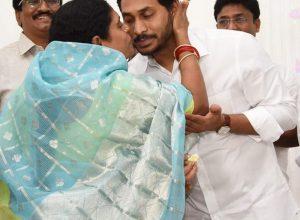 Andhra Pradesh CM YS Jagan celebrates Christmas