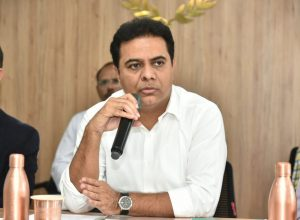 KTR assures 4 revolutions to boost Telangana economy