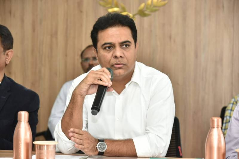 GO111: KTR's tweet sparks fresh round of pondering over lakes