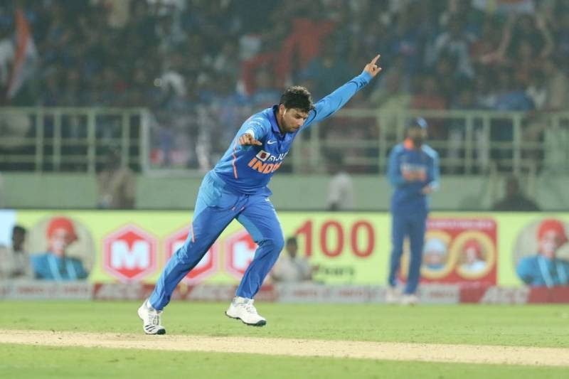With second hat-trick, Kuldeep spins his way to record books