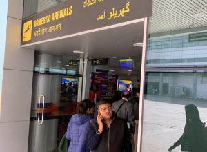 Passengers point out incorrect Urdu signs at Hyderabad airport