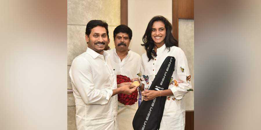 Andhra govt starts identifying land for Sindhu's badminton academy in Vizag