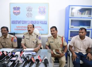 Rachakonda police saves kidnap victim within 24 hours of filing complaint
