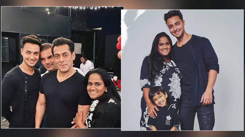 Arpita Khan Sharma delivers baby girl and 'mamu' Salman Khan is on cloud nine
