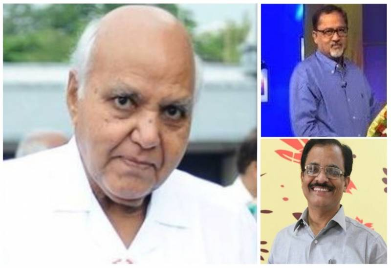 Here is why Ramoji Rao resigned as Eenadu Editor?