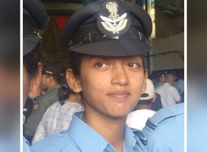 The ninth women flying pilot Arti Tomar joins the India Air Force