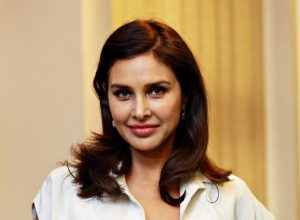 Indo-Canadian actress Lisa Ray participates in the Citizenship Act debate citing her father's example