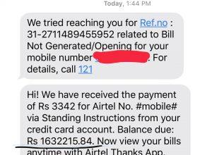 Airtel's Delhi customer shocked over 16L bill, demands compensation