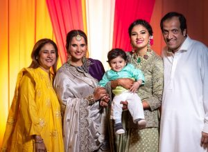 Snapshots from Sania's sister Anam Mirza's pre-wedding celebrations
