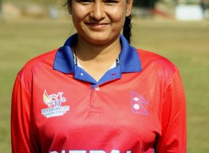 Nepal's Anjali Chand breaks record for best bowling figures in WT20s