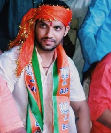 Molestation case against BJYM Youth leader Ashish Goud, dropped