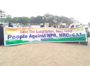 Support pour in for Million March : Hyderabad to witness biggest Anti CAA-NRC protest