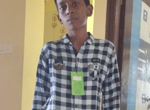 Bhashyam High School crushed under sand lorry at Uppal, dies