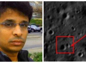 Chennai amateur astronomer discovers Vikram Lander debris, gets credited by NASA