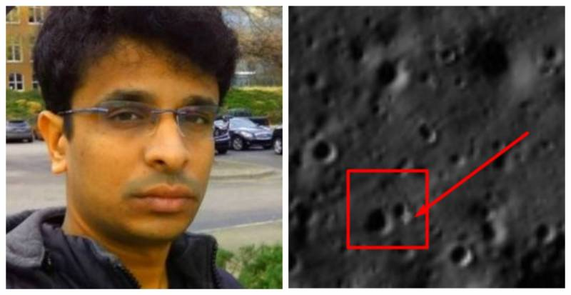 Chennai amateur astronomer discovers Vikram Lander debris, gets credited by NASA