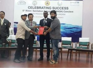 Dam good: #CleanKarimnagarInitiative gets UNICEF Award