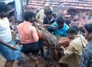 Tamil Nadu: 15 people die as wall collapses due to heavy rains