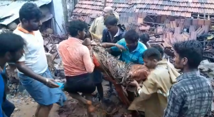 Tamil Nadu: 15 people die as wall collapses due to heavy rains