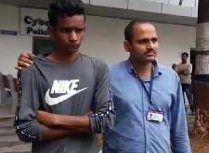 Police nabs Nizamabad man for posting vulgar comments on Hyderabad rape victim
