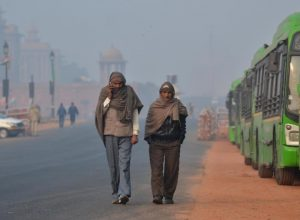 North India experiences maximum temperature in winter since 1997