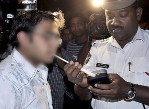 Drunk Drive: 383 IT employees booked in Hyderabad