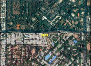 Satellite images raise concern for green cover in Hyderabad's KPHB and Tarnaka