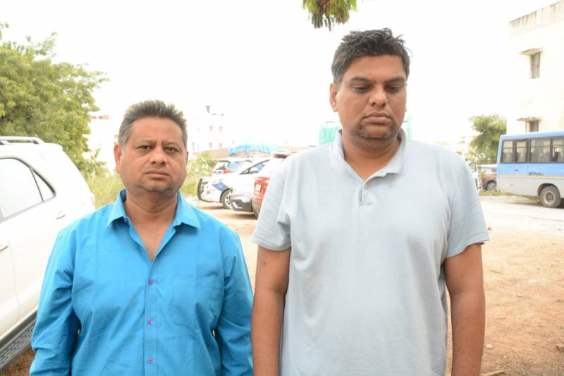 Hospital authorities reveal a huge con by Hyderabad duo, impersonating KT Rama Rao's personal assistant