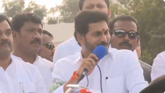 Andhra Pradesh CM Jagan Mohan Reddy rejects NRC