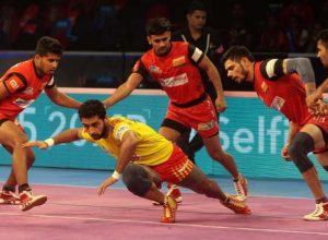 Kabaddi and other traditional sports, receive pittance