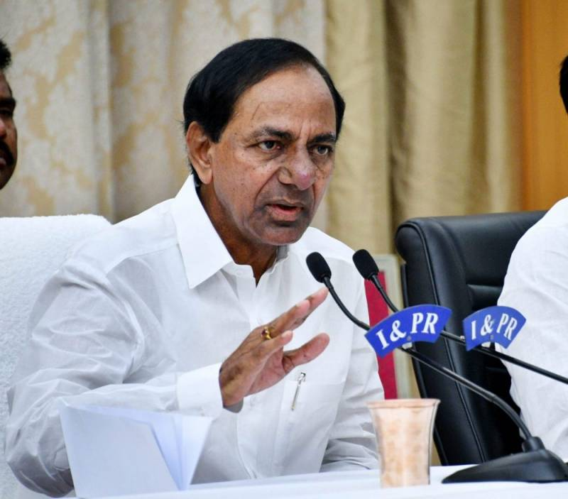 Build public toilets in 3 months or quit posts: KCR