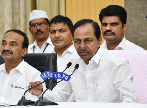 Telangana CM discloses name of Hyderabad vet in public