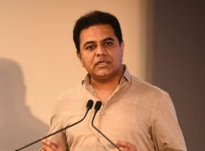 Telangana minister KT Rama Rao slams Centre for overlooking Hyderabad as defence production corridor