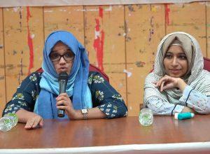 Hyderabad police warned us not to provoke University students: Ladeeda Farzana