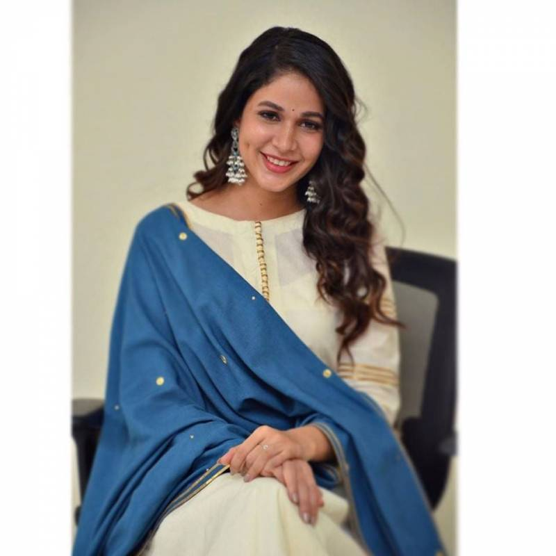 GST searches on Tollywood actress Lavanya Tripathi